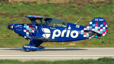 CS-DAY - Pitts S-2B Special - Aerobática