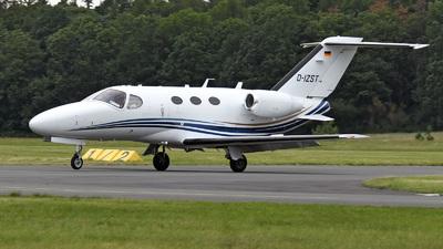 D-IZST - Cessna 510 Citation Mustang - Private