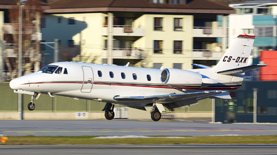 CS-DXK - Cessna 560XL Citation XLS - NetJets Europe