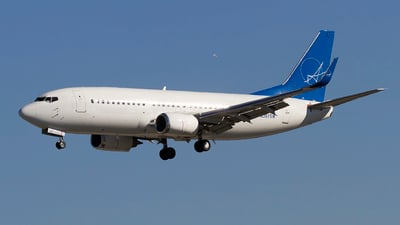 N397SW - Boeing 737-3H4 - iAero Airways