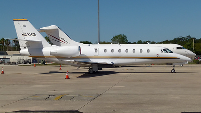 N631CB - Cessna 680 Citation Sovereign - Private