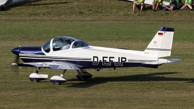 D-EFJP - MBB Bo209 Monsun - Private