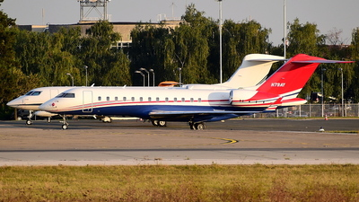 N79AY - Bombardier BD-700-1A10 Global Express - Private