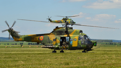 86 - IAR-330L Puma SOCAT - Romania - Air Force