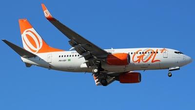 PR-VBY - Boeing 737-73A - GOL Linhas Aéreas