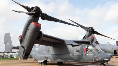 10-0052 - Boeing CV-22B Osprey - United States - US Air Force (USAF)