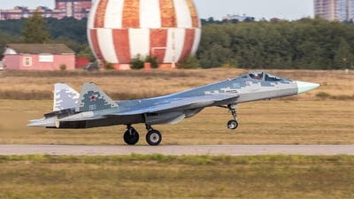 511 - Sukhoi T-50 - Russia - Air Force