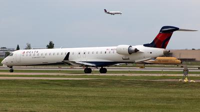 N825SK - Bombardier CRJ-900ER - Delta Connection (SkyWest Airlines)