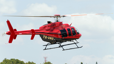 TG-UNO - Bell 407 - Private