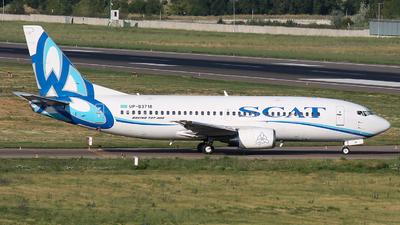 UP-B3718 - Boeing 737-3U3 - Scat Air Company