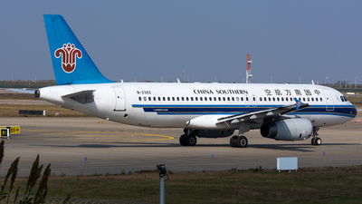 B-2352 - Airbus A320-232 - China Southern Airlines