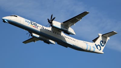 G-ECOB - Bombardier Dash 8-Q402 - Flybe