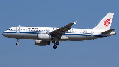B-6745 - Airbus A320-232 - Air China