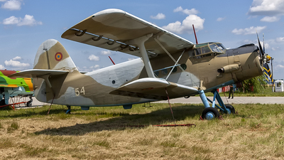 54 - Antonov An-2T - Romania - Air Force