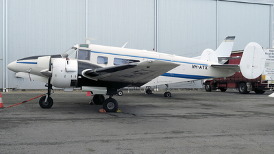 VH-ATX - Beech D18 - Private