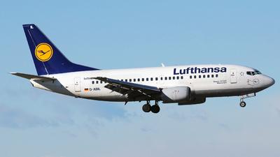 D-ABIL - Boeing 737-530 - Lufthansa