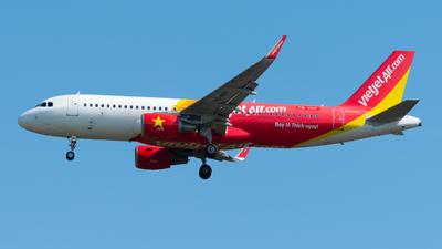 HS-VKP - Airbus A320-214 - Thai VietJet Air