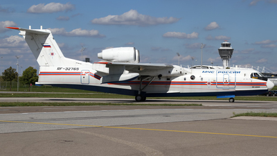 RF-32765 - Beriev Be-200ChS - Russia - Ministry for Emergency Situations (MChS)