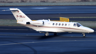 D-IBJJ - Cessna 525A CitationJet CJ2 - Air Hamburg