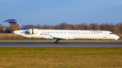 D-ACNT - Bombardier CRJ-900 - Eurowings