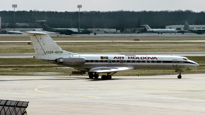 CCCP-65791 - Tupolev Tu-134A-3 - Air Moldova