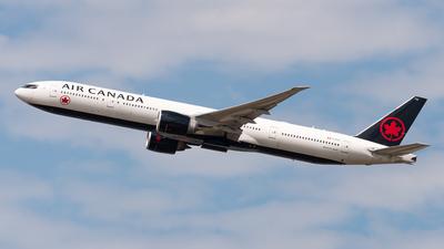 A picture of CFITU - Boeing 777333(ER) - Air Canada - © Sebastian K