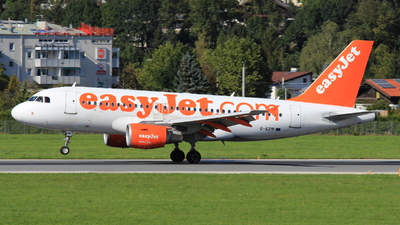 G-EZIR - Airbus A319-111 - easyJet