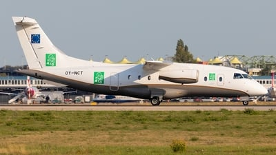 OY-NCT - Dornier Do-328-310 Jet - Sun-Air of Scandinavia
