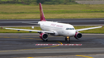 B-6949 - Airbus A320-214 - Juneyao Airlines