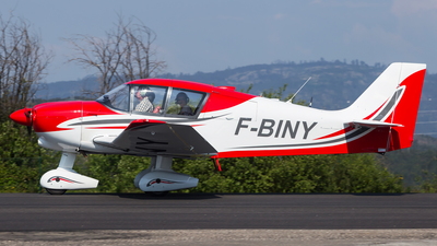 A picture of FBINY - CEA DR253 Regent - [101] - © Carlos Miguel Seabra