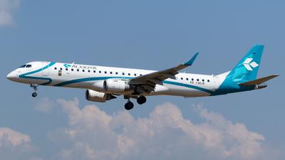 I-ADJR - Embraer 190-200LR - Air Dolomiti