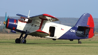 OK-IMP - PZL-Mielec An-2 - Private