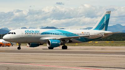 EC-HTD - Airbus A320-214 - Clickair