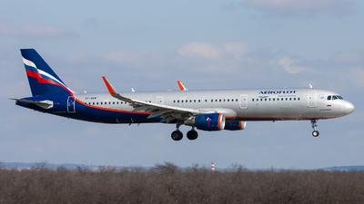 VP-BEW - Airbus A321-211 - Aeroflot