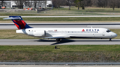 A picture of N928AT - Boeing 717231 - Delta Air Lines - © Brady Noble