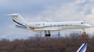 OE-IMZ - Gulfstream G450 - Avcon Jet