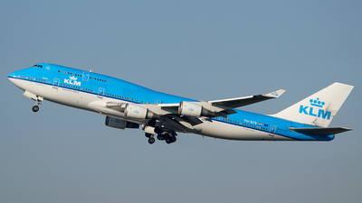 PH-BFB - Boeing 747-406 - KLM Royal Dutch Airlines