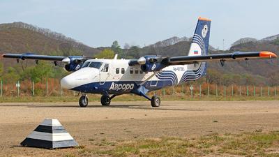 RA-67283 - Viking DHC-6-400 Twin Otter - Aurora