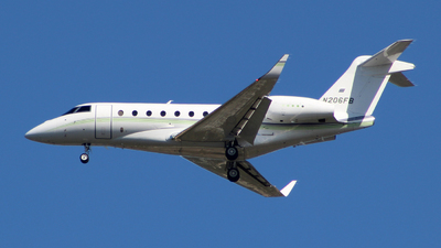 N206FB - Gulfstream G280 - Private