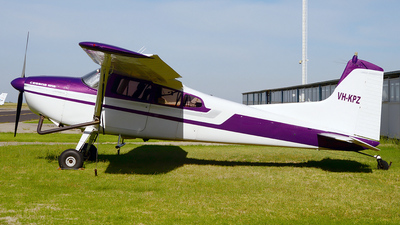 VH-KPZ - Cessna 185B Skywagon - Private
