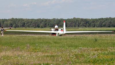 SP-3206 - SZD 50-3 Puchacz - Aero Club - Pomorski
