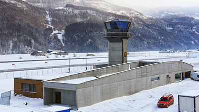 LSMM - Airport - Control Tower