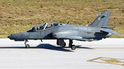 260 - British Aerospace Hawk Mk.120 - South Africa - Air Force