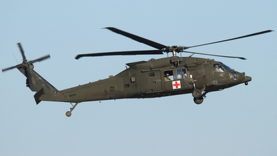 07-20039 - Sikorsky HH-60M Blackhawk - United States - US Army