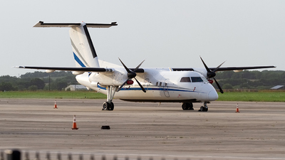 N480AV - Bombardier Dash 8-Q202 - Berry Aviation