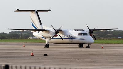 A picture of N480AV - De Havilland Canada Dash 8200 - Berry Aviation - © Jeremy D. Dando
