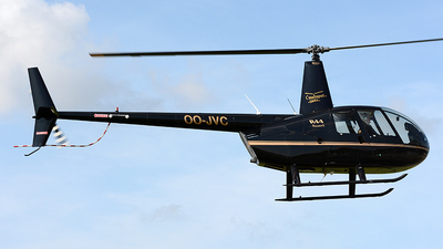 OO-JVC - Robinson R44 Raven - Private
