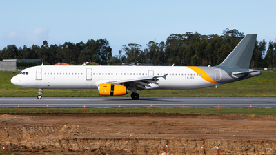 A picture of LYVEH - Airbus A321231 - Avion Express - © Carlos Miguel Seabra