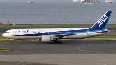 JA609A - Boeing 767-381(ER) - All Nippon Airways (ANA)