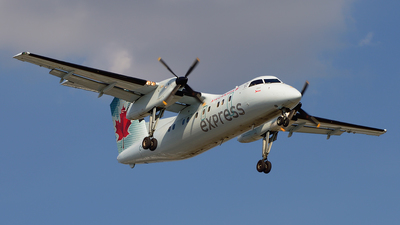 C-GION - Bombardier Dash 8-102 - Air Canada Express (Jazz Aviation)